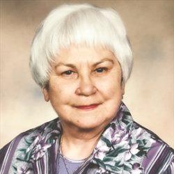 Molly Gladys ALLEN