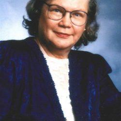 MARY ELIZABETH LOWETH