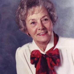 Marjorie Evelyn HARRIS