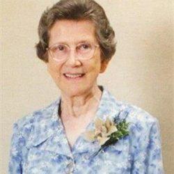 Sister Bernadette (formerly Anthony Marie) DALTON