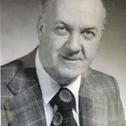 DR. DAVID HARVEY CARR Ph.D.