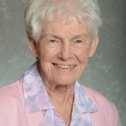 Sister Catherine McCARTHY CSJ