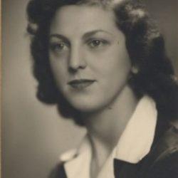 ANNE GERTRUDGE CAUSTON