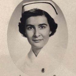 Joan Helen (Bowyer) (PARKER) FRANKUM